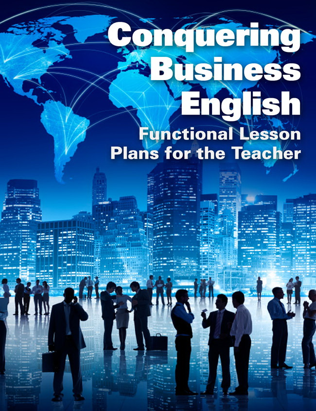 Teach Business English - Business English Lesson Plans